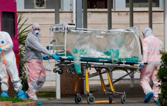 COVID-19 ngày 24/3: Ý hơn 6.000 người tử vong, Hoa Kỳ trở thành ổ dịch lớn thứ 3 trên thế giới