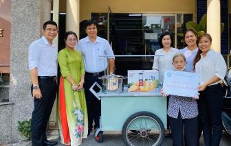 Giúp cô Hồng bán sữa đậu nành hiện thực hoá ước mơ