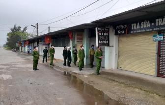 Triệt xóa tụ điểm mại dâm ven biển Nghệ An