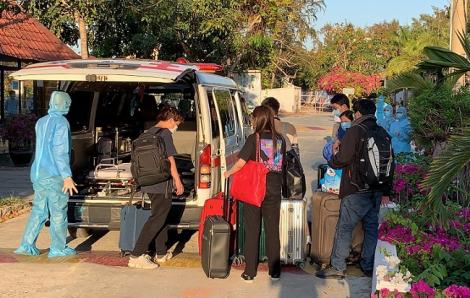 10 cơ sở nghỉ dưỡng tại TPHCM nhận người cách ly