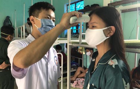 Hà Tĩnh phát hiện 7 người trong khu cách ly tập trung từng tiếp xúc gần với bệnh nhân thứ 122
