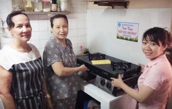 Giúp chị em hạnh phúc trong gian bếp của mình