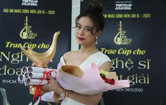 Hoàng Thuỳ Linh nhận 4 giải, Hà Anh Tuấn trắng tay tại Cống hiến 2020