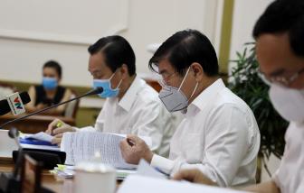 Giữa mùa dịch, UBND TPHCM bổ sung ngân sách cho chính sách xã hội