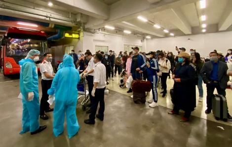 """Bộ Y tế """"nhắn"""" hành khách trên 7 chuyến bay đến ngay cơ sở y tế"""