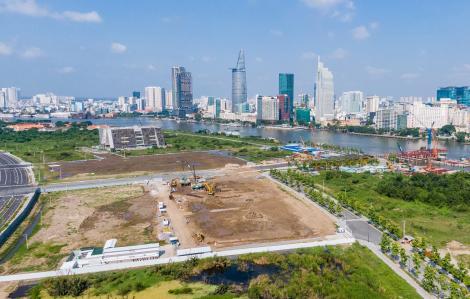 Ba dự án G Homes Thảo Điền, The Metropole Thu Thiem và The Ascentia chỉ được huy động vốn tối đa 50%