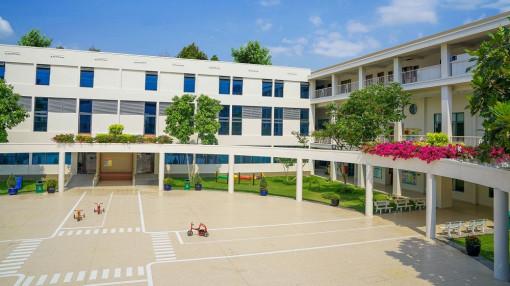 Khám phá không gian học tập đa sắc màu ngay trung tâm Phú Mỹ Hưng của Royal School