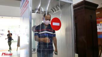 Bộ Y tế khuyến cáo không sử dụng buồng khử khuẩn toàn thân, phòng áp lực âm