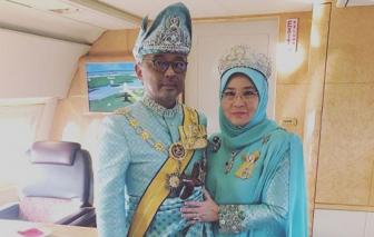 Quốc vương và Hoàng hậu Malaysia phải cách ly vì COVID-19