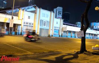 Tránh COVID-19, chợ đêm Bến Thành tạm dừng hoạt động