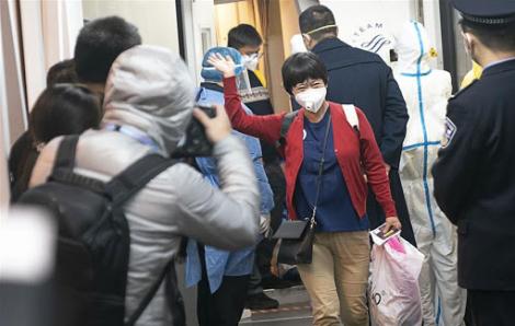 3-10% bệnh nhân COVID-19 xuất viện tại Vũ Hán dương tính trở lại với virus
