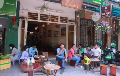 Huế đóng cửa tất cả quán cà phê để chống dịch bệnh COVID-19