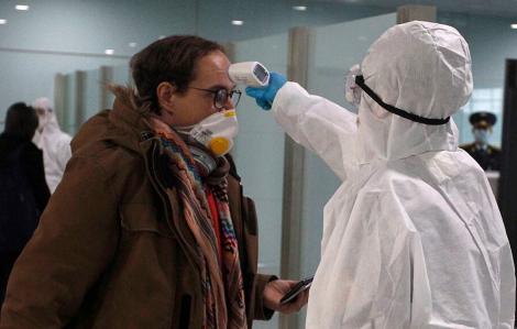 """Triều Tiên """"tìm kiếm hỗ trợ quốc tế về xét nghiệm virus"""""""