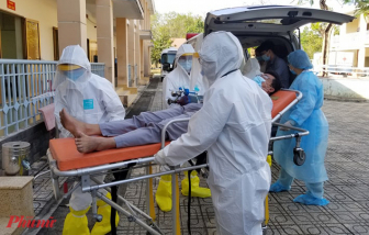 Đa số ca COVID-19 ở Việt Nam bắt đầu trở nặng từ ngày thứ 7 - 10 của bệnh