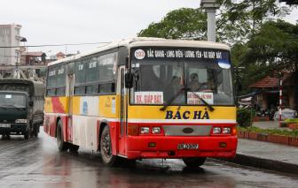 Hà Nội dừng hoạt động của xe buýt đến ngày 15/4