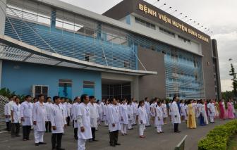Kết quả COVID-19 âm tính lần 1, 53 y bác sĩ Bệnh viện huyện Bình Chánh kêu gọi mọi người đừng kỳ thị