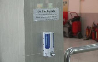 Đến chăm người bệnh, nam thanh niên tranh thủ trộm luôn nước rửa tay ngừa COVID-19 của bệnh viện
