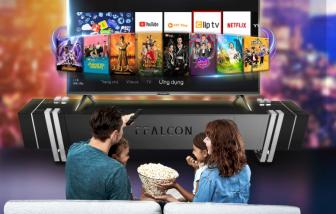 Thương hiệu TV FFalcon chính thức ra mắt tại Việt Nam