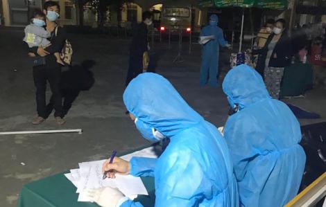 Nhiều người Nghệ An về từ Bệnh viện Bạch Mai chủ động liên hệ để được hướng dẫn cách ly tại nhà