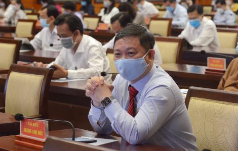 Ông Dương Anh Đức được bầu giữ chức vụ Phó chủ tịch UBND TPHCM
