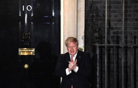 Thủ tướng Anh Boris Jonhson dương tính với COVID-19