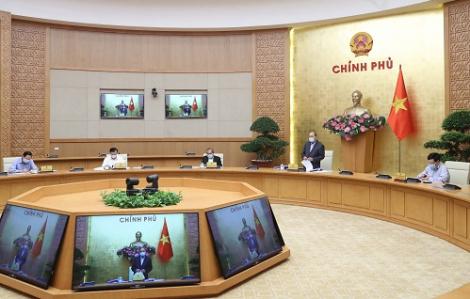 """Thủ tướng Nguyễn Xuân Phúc: """"Chúng ta bàn nhiều thứ nhưng cuối cùng vẫn là đời sống của nhân dân"""""""