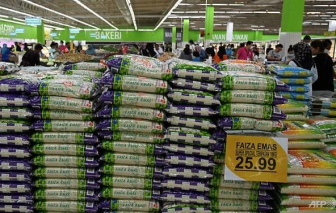 Malaysia có đủ gạo dùng trong 2 tháng rưỡi