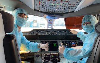 Vietnam Airlines chỉ còn 8 đường bay nội địa mỗi ngày