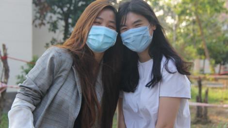 4 bệnh nhân COVID-19 nữ ở TPHCM đã khỏi bệnh, xuất viện