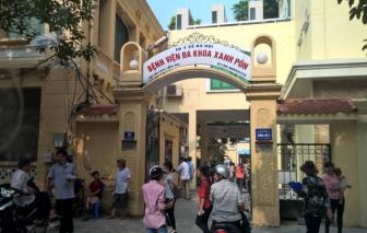 Bệnh viện Xanh Pôn phong tỏa nơi con trai bệnh nhân thứ 175 nằm điều trị