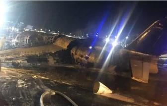 Máy bay y tế phát nổ tại Manila khiến 8 người thiệt mạng