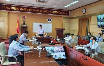 5.000/7.000 mẫu xét nghiệm của Bệnh viện Bạch Mai âm tính với SARS-CoV-2