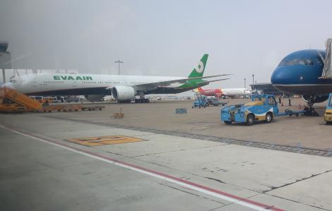 Dừng nhiều chuyến bay đi và đến Hà Nội, TPHCM
