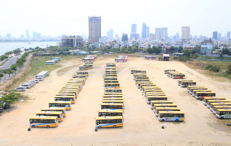 Đà Nẵng tạm dừng hàng loạt tuyến xe buýt nội đô và liên tỉnh