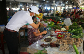 Không có chuyện Huế đóng cửa các chợ để phòng chống dịch COVID-19