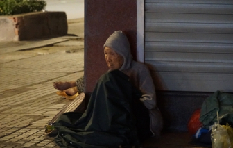 Một thầy giáo nhắn tin cho Bí thư Thành ủy về số phận người vô gia cư trong dịch COVID-19