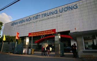 Ngoài Bệnh viện Bạch Mai, Công ty Trường Sinh còn cung cấp suất ăn cho Bệnh viện Nội tiết Trung ương
