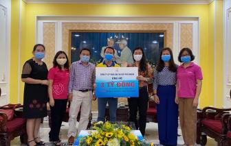 PNJ trao tặng 3 tỷ đồng ủng hộ phòng chống dịch bệnh COVID - 19 và hỗ trợ các tỉnh miền Tây bị hạn hán, ngập mặn