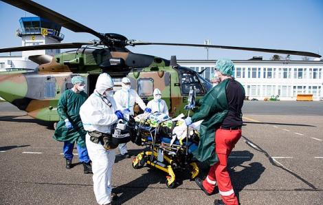 Đức sẽ tiến hành xét nghiệm 200.000 người mỗi ngày để sàng lọc COVID-19