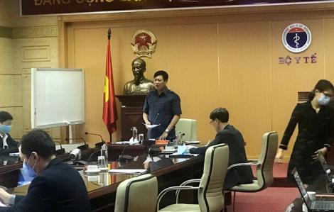 """Thứ trưởng Bộ Y tế Đỗ Xuân Tuyên: """"Dịch bệnh ở Việt Nam đã bước sang cấp độ 3"""""""