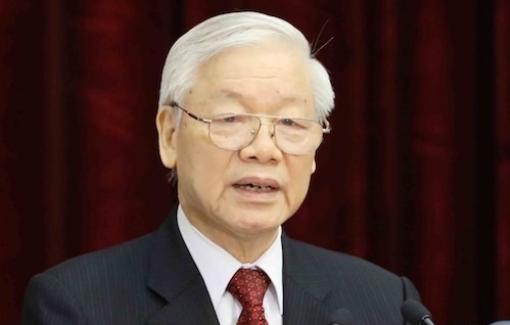 Tổng bí thư, Chủ tịch nước Nguyễn Phú Trọng kêu gọi toàn dân chung sức chống dịch COVID-19