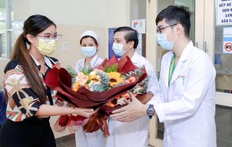 Cô gái mắc COVID-19, thuê chuyên cơ bay từ Anh về Việt Nam, được xuất viện