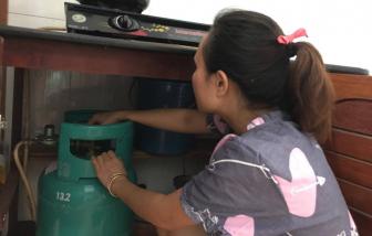 Giá gas tháng 4 giảm thêm 69.000 đồng/bình 12kg