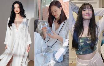 'Ở nhà an toàn', mỹ nhân Việt người thanh lịch, kẻ gợi cảm