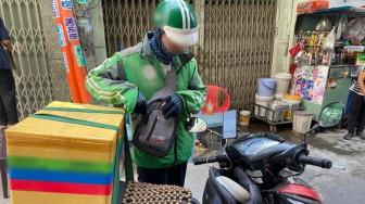 Sở Y tế TPHCM đề nghị quản lý các shipper