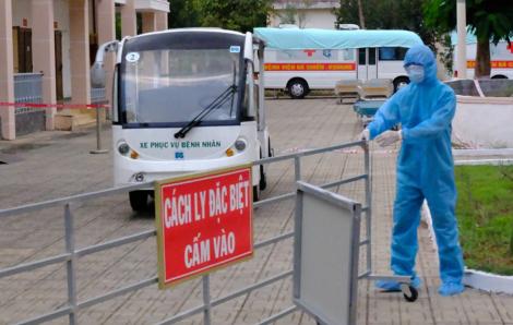 Ca mắc COVID-19 tăng lên 212, có nhân viên nấu ăn của Công ty Xăng dầu Khu vực I, Hà Nội