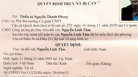 Cha dượng bạo hành bé gái ở Tây Ninh là bị can trốn truy nã