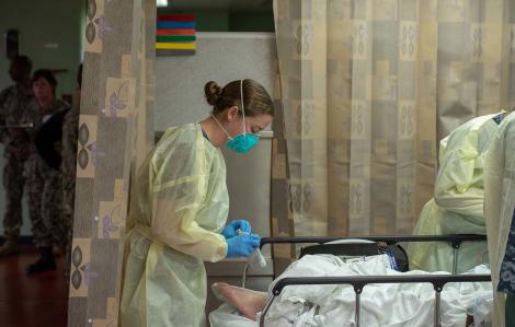 COVID-19 ngày 31/3: Ý vượt mốc 100.000 người nhiễm, Mỹ xét nghiệm virus corona cho hơn 1 triệu người