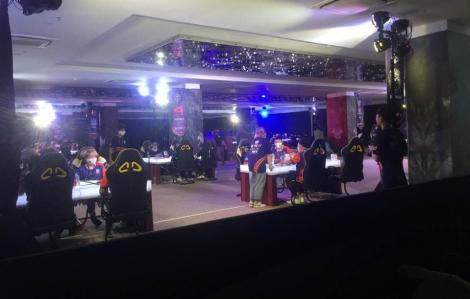 Phạt Cocobay Đà Nẵng 15 triệu đồng vì cho VNG tổ chức đấu game giữa đại dịch
