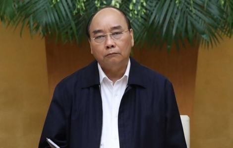 Thủ tướng Nguyễn Xuân Phúc: Chính phủ chưa tính đến việc phong tỏa các thành phố lớn